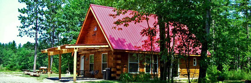 Red Roof Cabin